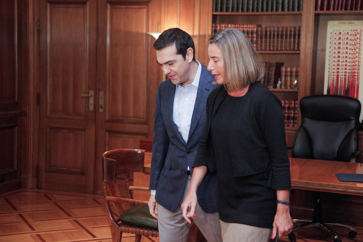 tsipras mogerini 1