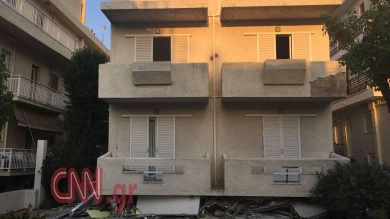 Σεισμός στην Κω Live: Τεράστια προβλήματα στο νησί - Ολόκληρη πολυκατοικία υπέστη καθίζηση