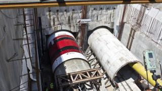 Μετρό Θεσσαλονίκης: Ξεκίνησαν οι εργασίες της δεύτερης σήραγγας