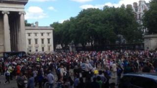 Εκκενώνεται το Βρετανικό Μουσείο λόγω ύποπτου οχήματος