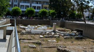Σεισμός στα Δωδεκάνησα: Καταστράφηκαν αρχαιολογικοί χώροι - Κίονες έπεσαν στο έδαφος (pics)