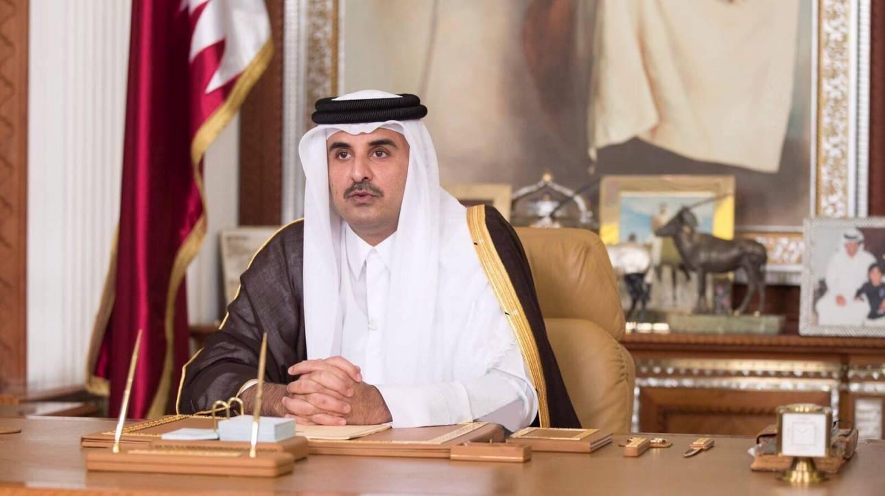 Κατάρ: έτοιμος για διάλογο υπό προϋποθέσεις ο Εμίρης για να διευθετηθεί η κρίση στον Κόλπο