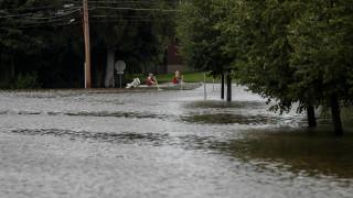 Νέα Ζηλανδία: Σε συναγερμό το Κράιστσερτς λόγω των σφοδρών καταιγίδων