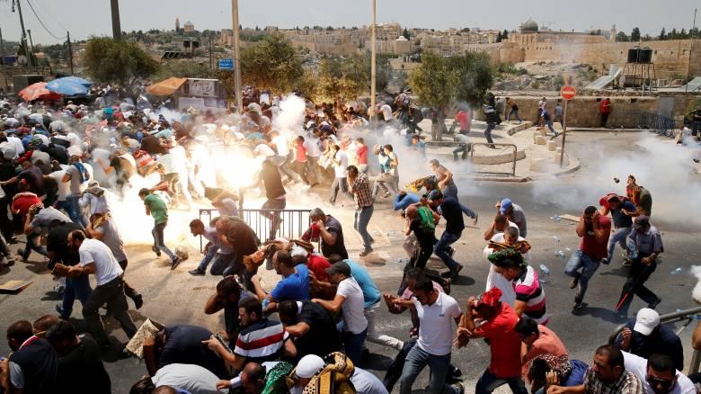 Έντονη ανησυχία του Γκουτέρες για την κλιμάκωση της βίας στην Ιερουσαλήμ (pics)