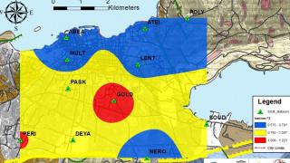 Τα σεισμικά κύματα από την Κω έφτασαν μέχρι τα Χανιά