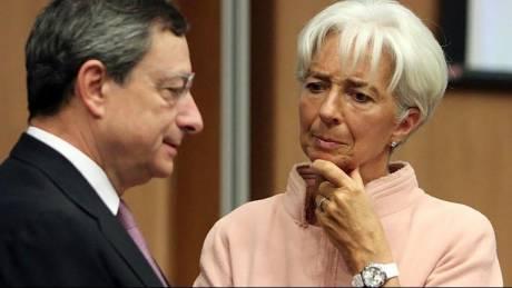 Γιατί το ΔΝΤ «αμφισβητεί» την ΕΚΤ και βλέπει κεφαλαιακές ανάγκες στις τράπεζες