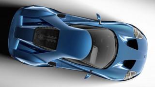 Το Ford GT διαθέτει μεγαλύτερη υπολογιστική ισχύ από το super μαχητικό τζετ F-35