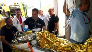 Σεισμός Κως: Σε κρίσιμη κατάσταση οι δύο από τους τέσσερις τραυματίες που νοσηλεύονται στο ΠΑΓΝΗ