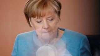 Η γερμανική ελίτ ψηφίζει Μέρκελ