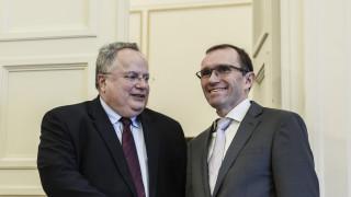 Ν.Κοτζιάς: Ο Έσπεν Άιντε είχε σχέδιο υπονόμευσης του Κυπριακού