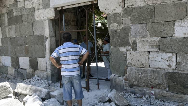 Σεισμός Κως: Απαλλαγή για δύο χρόνια από τον ΕΝΦΙΑ για τους σεισμόπληκτους