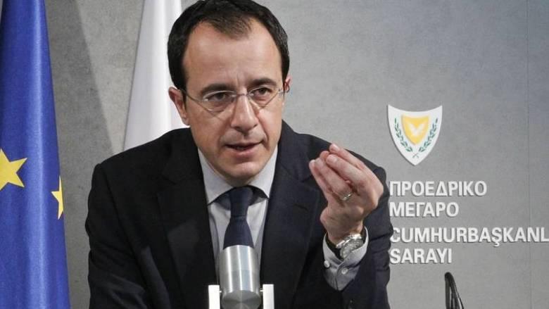 Κυπριακό: Απάντηση Χριστοδουλίδη στον Άιντε για όσα έγιναν στο Κραν Μοντανά