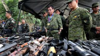 Φιλιππίνες: Παράταση στον στρατιωτικό νόμο έως το τέλος του έτους (pics)