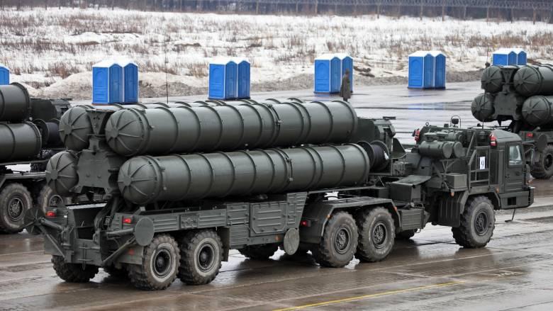 Ανησυχεί τις ΗΠΑ ενδεχόμενη προμήθεια ρωσικών S-400 από την Τουρκία