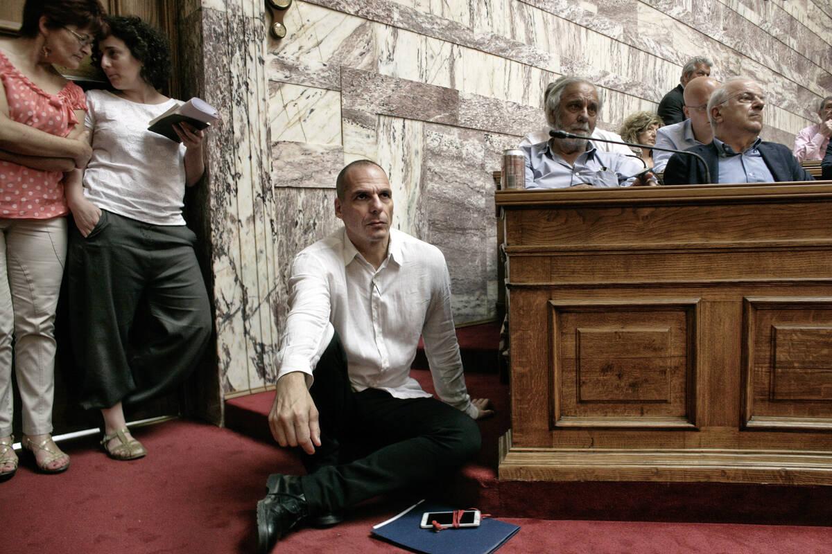 GettyImages varoufakis