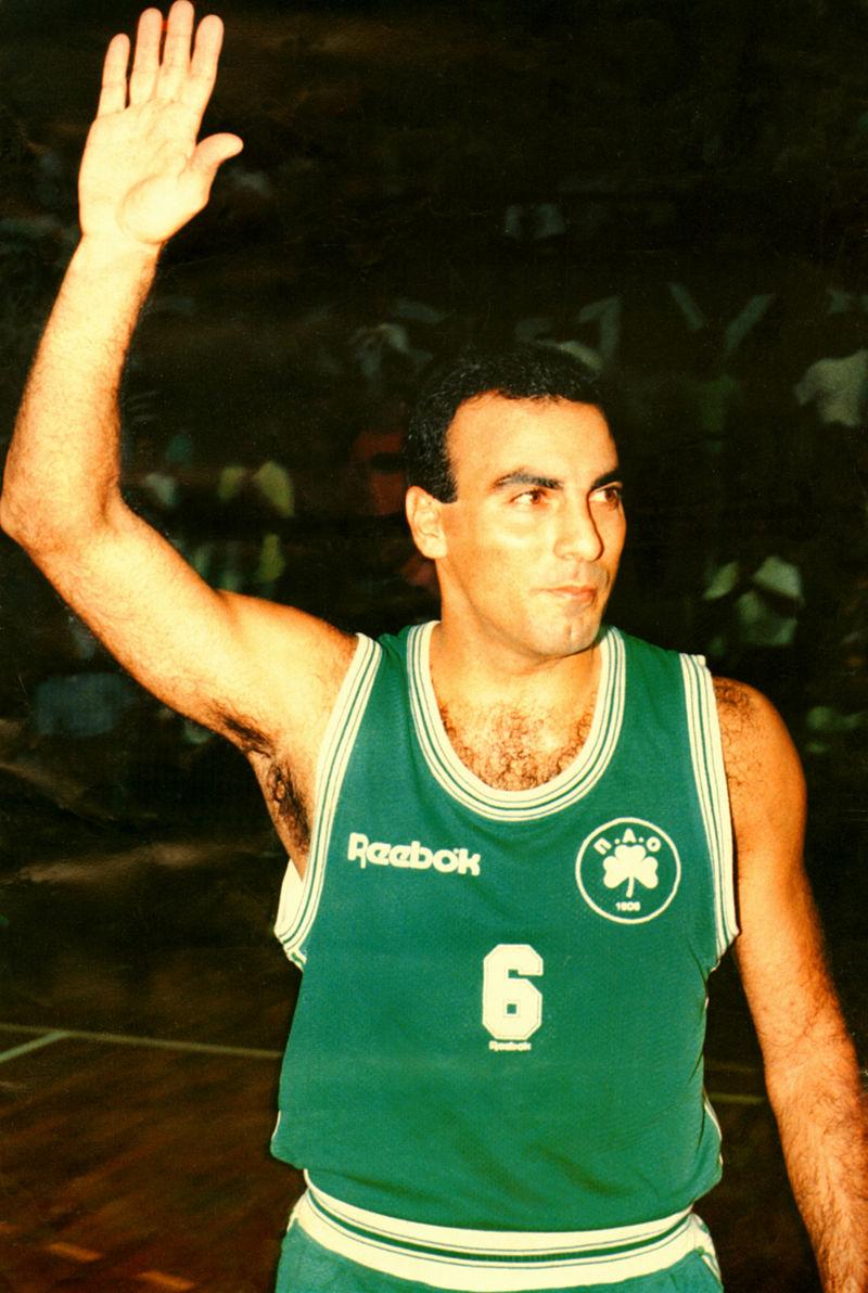 Nikos Galis Panathinaikos 1992