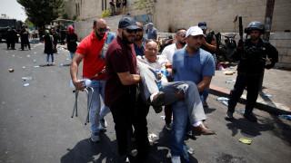 Ισραήλ: Δεν απομακρύνει τους ανιχνευτές μετάλλων παρά τα αιματηρά επεισόδια στην Ιερουσαλήμ