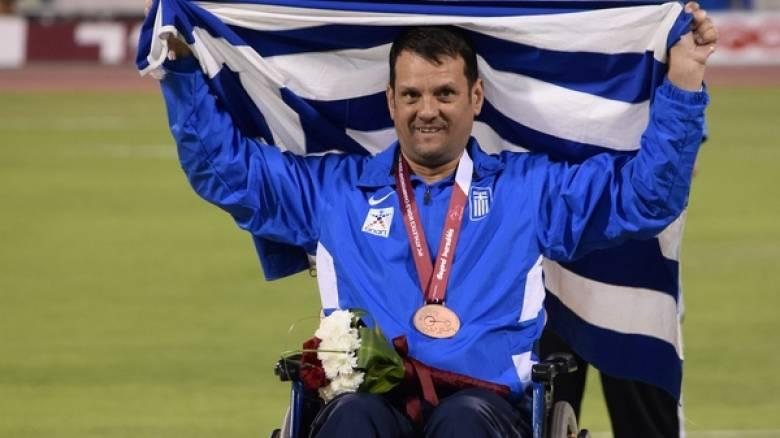 World ParaAthletics 2017: Φινάλε με χάλκινο μετάλλιο από το Ζησίδη