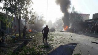 Αφγανιστάν: Νεκροί και τραυματίες από έκρηξη παγιδευμένου αυτοκινήτου (pics)