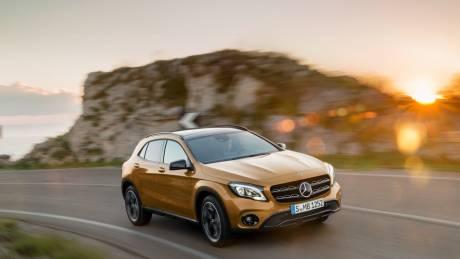 Mercedes GLA: Πάει παντού