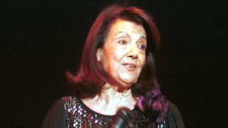 «Έφυγε» η ηθοποιός και τραγουδίστρια Ζωή Φυτούση