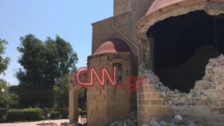 Σεισμός στην Κω: Εκτός κινδύνου νοσηλεύονται οι τραυματίες