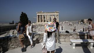Αυξημένη η τουριστική κίνηση το πρώτο πεντάμηνο του 2017