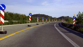 Την Τετάρτη στην κυκλοφορία ο κόμβος Αμφιλοχίας και η παράκαμψη Άρτας της Ιόνιας οδού