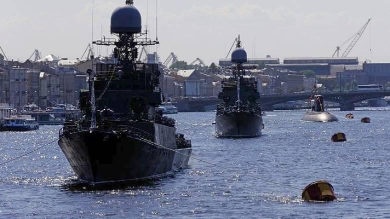 Τα πρώτα στην ιστορία ρωσο-κινεζικά ναυτικά γυμνάσια στην θάλασσα της Βαλτικής