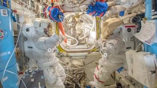 Ο Διεθνής Διαστημικός Σταθμός ανοίγει τις πύλες του... σε όλους