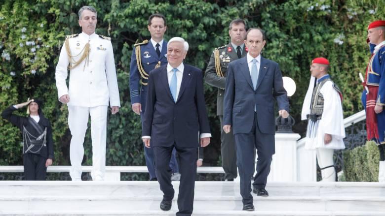 Μήνυμα Παυλόπουλου: Θεσμική εγγύηση και όχι προνόμιο η διάκριση των εξουσιών