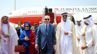 Κατάρ: Η επίσκεψη Ερντογάν δεν «έφερε την άνοιξη» στη διπλωματική κρίση