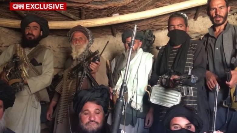 Οι Ρώσοι «οπλίζουν» τους Ταλιμπάν στο Αφγανιστάν-Αποκαλυπτικά βίντεο του CNNi