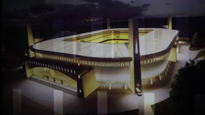 Επίσημο: Στα χέρια της ΑΕΚ η οικοδομική άδεια για το γήπεδο!