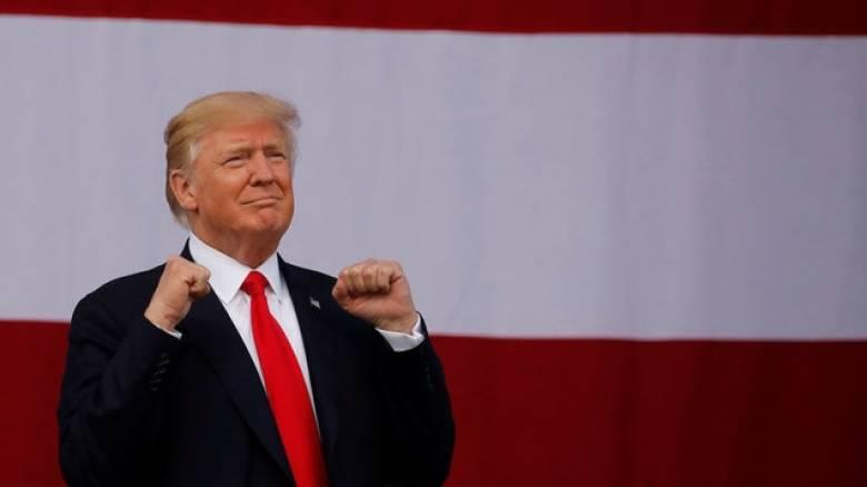 Τραμπ: Ουάσινγκτον και Λονδίνο διαπραγματεύονται εμπορική συμφωνία