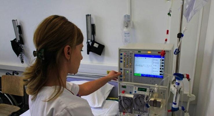 service sector hospital nurse reuters
