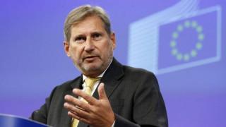Γιοχάνες Χαν προς Τουρκία: Τα ανθρώπινα δικαιώματα βασική προϋπόθεση για ένταξη στην ΕΕ
