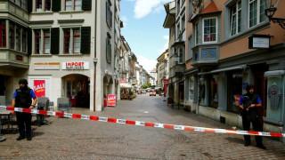 Ελβετία: Οι αρχές συνέλαβαν τον δράστη της επίθεσης με το αλυσοπρίονο