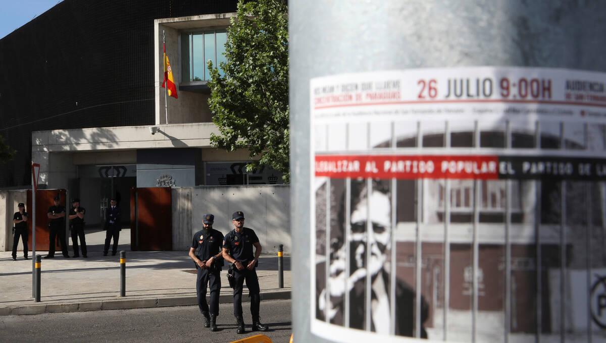 2017 07 26T081133Z 849615234 RC13F9B20040 RTRMADP 3 SPAIN POLITICS CORRUPTION
