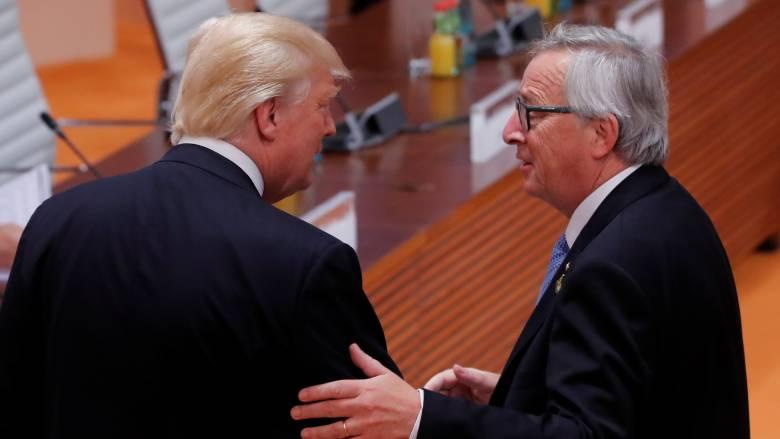 Ανησυχία Κομισιόν για τις νέες κυρώσεις των ΗΠΑ κατά της Ρωσίας