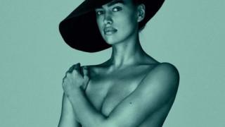 Iρίνα Σάικ: Η πρώτη γυμνή φωτογράφιση της μετά τη γέννηση της Lea διχάζει