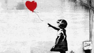 Βρετανία: Το graffiti του Banksy το πιο αγαπημένο έργο στο Ηνωμένο Βασίλειο