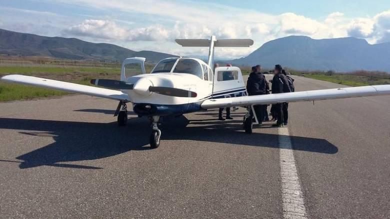 Θρίλερ με αεροσκάφος που αγνοείται στη Λάρισα - Έρευνες για τον εντοπισμό του