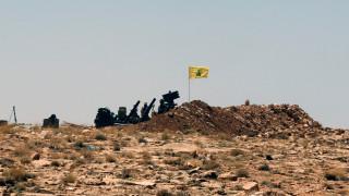 Σε εφαρμογή η εκεχειρία στα σύνορα Λιβάνου-Συρίας (pics)