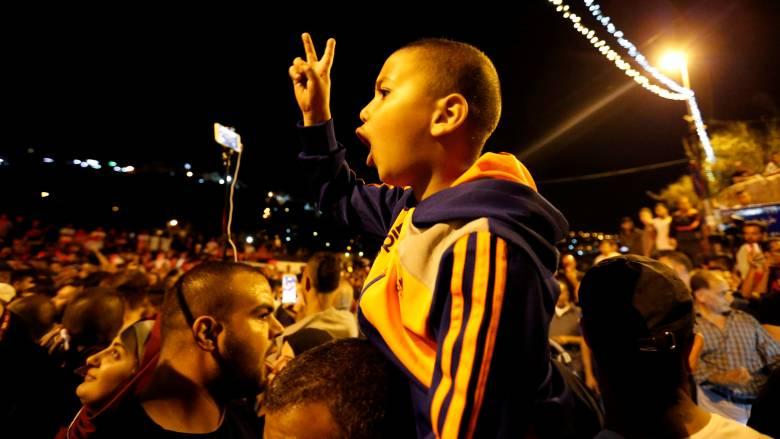 Ισραήλ: Η αστυνομία απέσυρε όλα τα μέτρα ασφαλείας από την Πλατεία των Τζαμιών