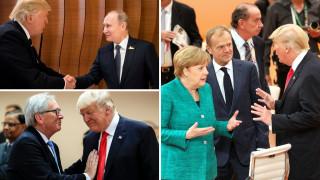 Ανοίγει ο δρόμος για νέες κυρώσεις στη Ρωσία-Πώς αντιδρούν οι Ευρωπαίοι