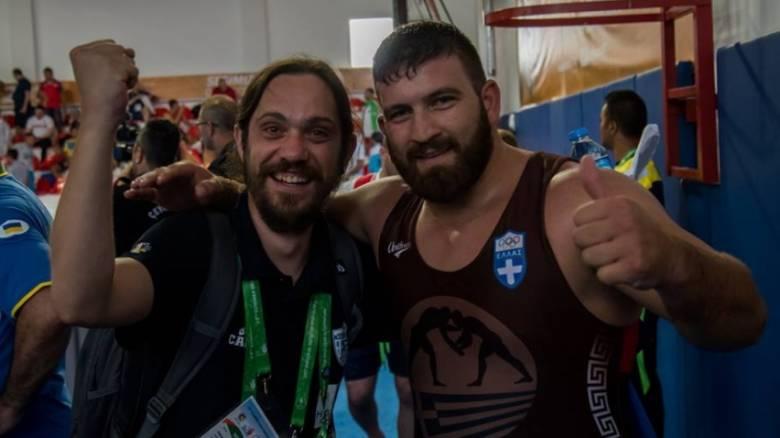 Ολυμπιακοί Κωφών: Χρυσό μετάλλιο για την Ελλάδα στην πάλη ο Παπαδάτος (vids)