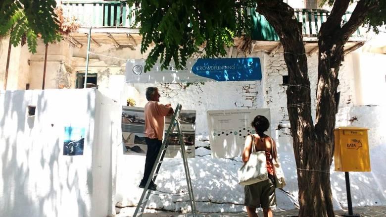 Οι διαδρομές της Φολεγάνδρου: Η εκστρατεία που υπόσχεται να δώσει νέα πνοή στο νησί (pics&vid&aud)