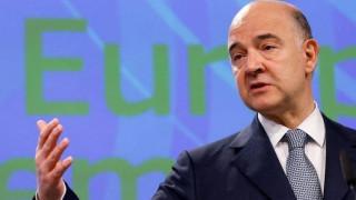 Μοσκοβίσι: Η Ελλάδα μπορεί να ξαναγίνει οικονομικά ανεξάρτητη σε ένα χρόνο