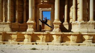 Η τέχνη «όπλο» κατά του ISIS: Ο Σύρος που πολεμά χορεύοντας